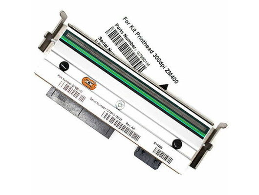 79801M - Barcode printhead Zebra ZM400 300DPI